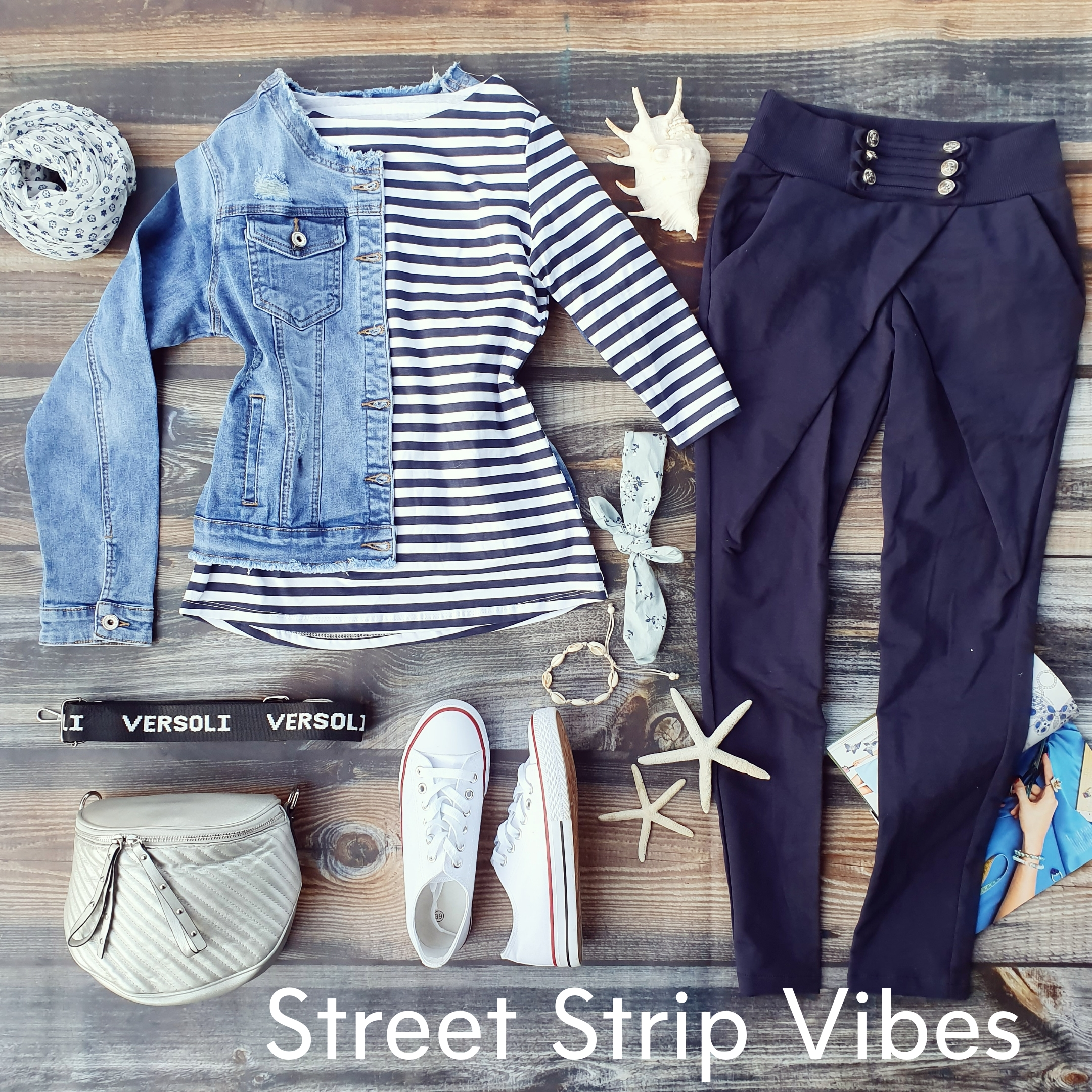 Street Strip Vibes